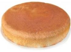 Как испечь бисквитный корж
