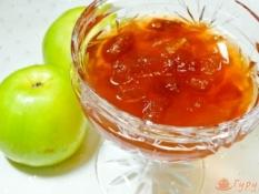 рецепты варенья из яблок английская кухня