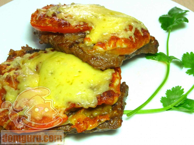 Мясо по-французски - кулинарный рецепт