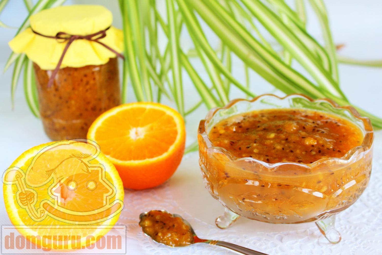 Крыжовник с апельсином рецепты
