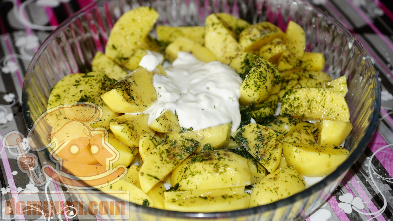Запеченная картошка в микроволновке рецепты