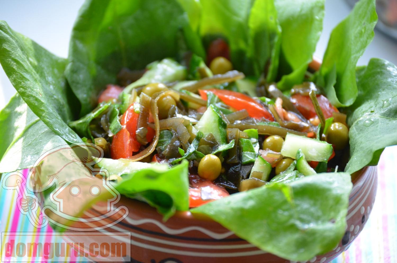 Рецепт салата с щавелем пошагово