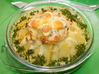 Рыба запеченная по-русски рецепт с фото