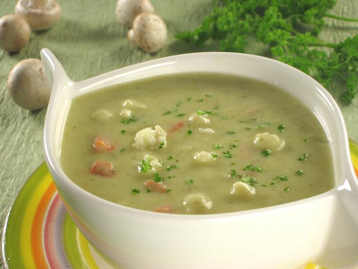 как приготовить суп из цветной капусты для годовалого ребенка